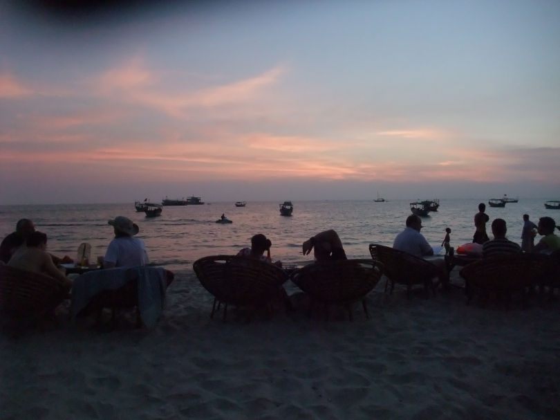 Sihanoukville_Sunset